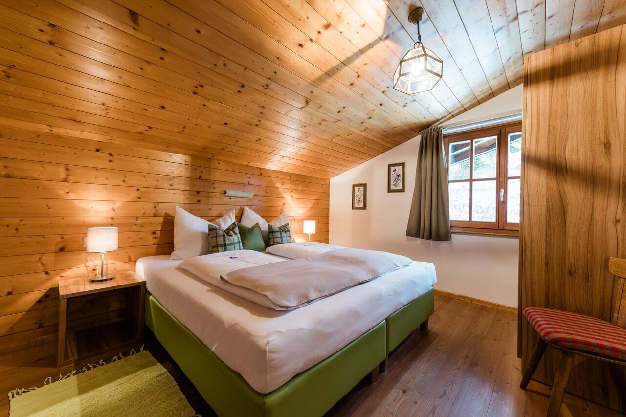 חדר כפרי בבית האירוח אנדראה