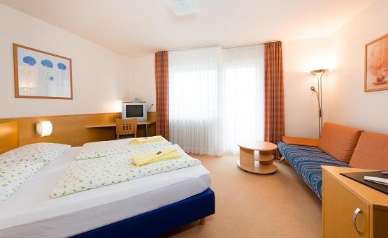 חדר בבית ההארחה דיאנה