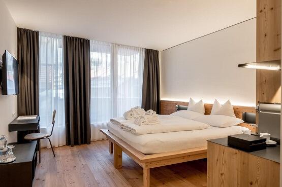 חדר במלון די ברגה זולדן