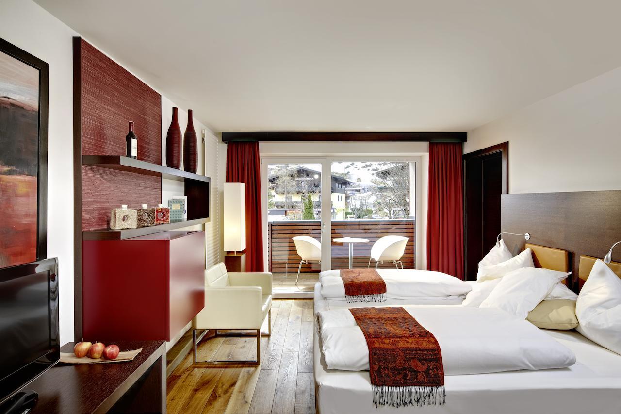 חדר במלון הכשר בזלצבורג