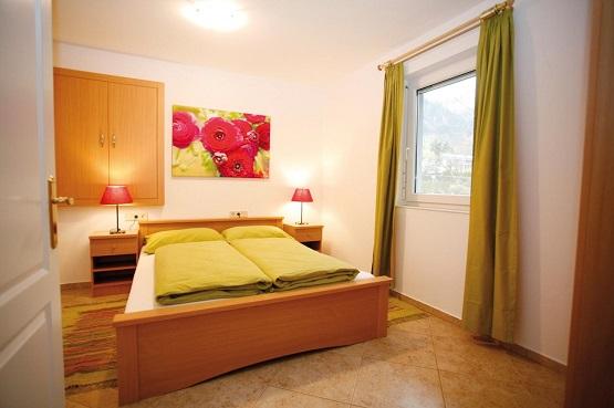 חדר בדירות הנופש Appartements am See