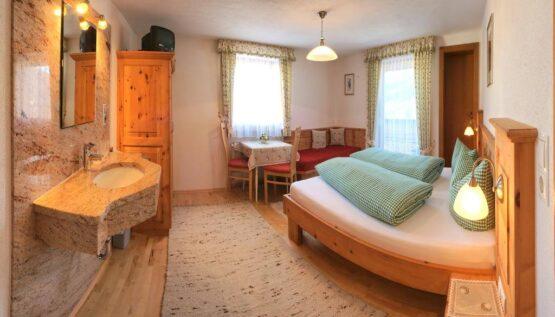חדר בחוות Hochzeigerblick