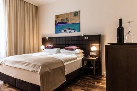 חדר ב-Hotel Sandwirth