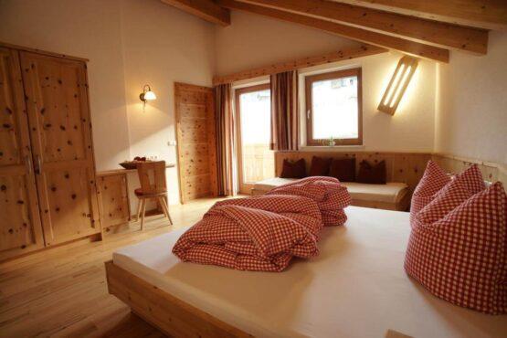 חדר בבית החווה Kinderbauernhof Ierzerhof