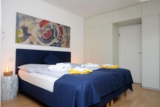 חדר בדירת Seeappartement Marina