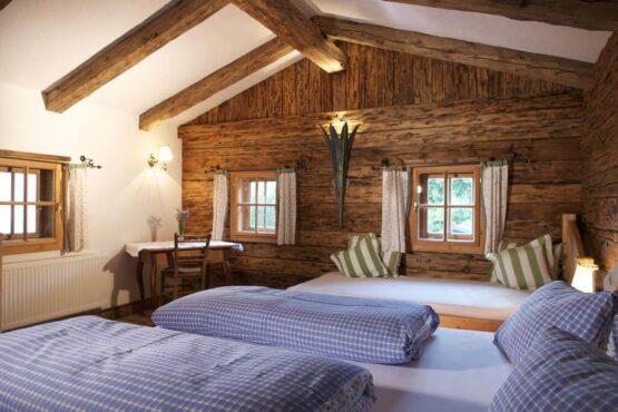 חדר בחוות Straganzhof
