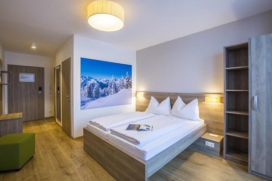 חדר במלון בקיצבול