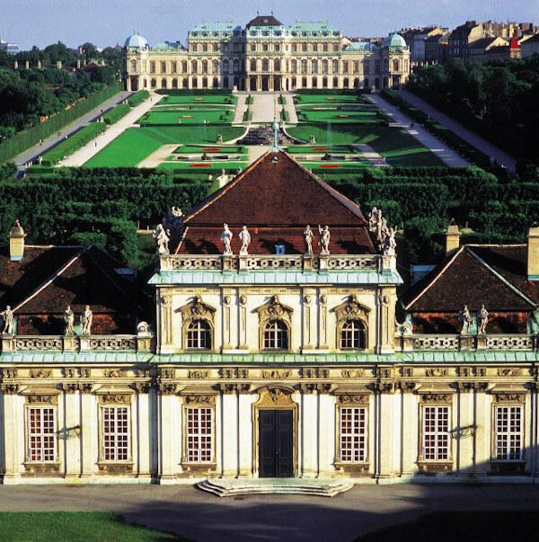 ארמונות בלוודר